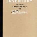Inventory - Christine Hill and Volksboutique