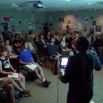 Hank Willis Thomas' artist talk, Monday March 19th