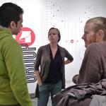 Farid, Jill, and Craig